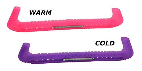 Guardog Top Notch Hard Adjustable Skate Guards - Pink - Blade Skate