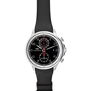 IWC Portugieser Yacht Club Chrono swiss-automatic mens Watch 3902 (Certified Pre-owned)