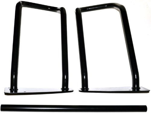 (WARN 76378 Trans4mer Brush Guard - Black)