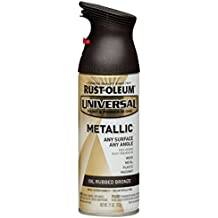 Rust-Oleum 249131 11 oz Universal All Surface Spray Paint, Oil Rubbed Bronze Metallic by Rust-Oleum
