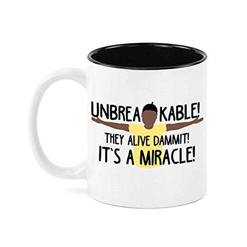 2420e9aac201 Unbreakable Kimmy Schmidt Theme Song Inspired Funny Coffee Mug- 11oz  Ceramic Coffee Mug Tea Cup