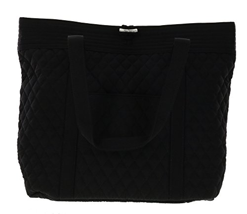 Vera Bradley Vera Tote Bag Carry All in Classic Black