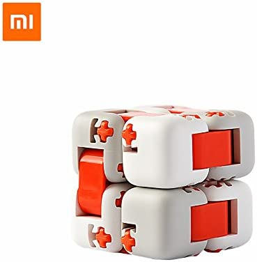 Yiwa Original Xiaomi mitu Cubes Spinner Finger Bricks Inteligencia Juguetes Smart Fidget Magic Cubes infinity juguetes anti Stress ansiedad: Amazon.es: Hogar