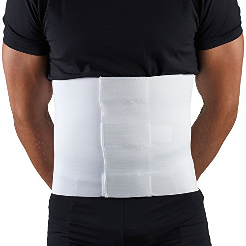 OTC Abdominal Binder, 10-Inch Chest and Rib Panel, Elastic, X-Large