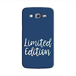 Cover It Up - Limited Edition Blue Galaxy Grand 2 G7106 Hard Case