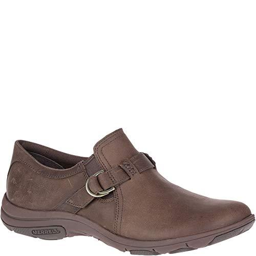 Merrell Women's Dassie Stitch Buckle Shoe