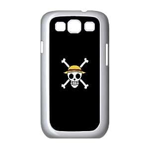 Samsung Galaxy S3 9300 Cell Phone Case White_one-piece-logo-art TR2481161
