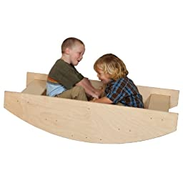 Wood Designs WD12000 Rock-A-Boat Play Unit
