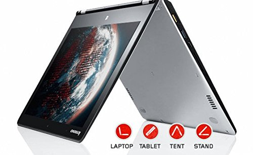 Lenovo Yoga 700 2-in-1 Flagship High Performance 11.6 inch Full HD Touchscreen Laptop Tablet Intel Core m5-6Y54 Dual-Core 8GB RAM 256GB SSD Bluetooth WIFI Windows 10