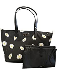 Margareta baby diaper bag Daisy Black