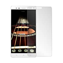 Yiizy Lenovo K5 Note Screen Protector 9H Hardness Tempered Glass Premium HD High Definition Clear Toughened Ultra-thin Glass Bubble Free Shield With 2.5d Rounded Edges