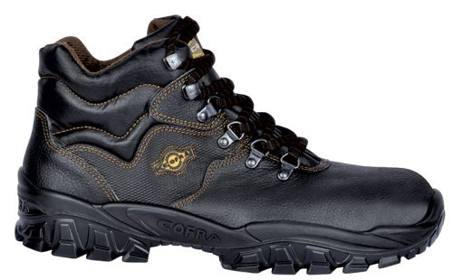 Cofra NT320-000.W39 New Reno S2 SRC Chaussures de sécurité Taille 39 Noir
