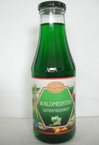 Waldmeister Sirup 500ml (Woodruff Syrup 17.6fl.oz)