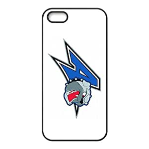 NCAA Nc Asheville Bulldogs Alternate 2004 Black For HTC One M9 Phone Case Cover