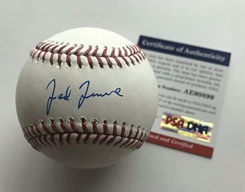 - Ted Turner Atlanta Braves Owner Autographed Signed Memorabilia MLB Baseball PSA/DNA Autographed Signed Memorabilia Ball