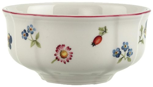 Villeroy & Boch Petite Fleur Soup/Cereal Bowl - Fleur Cereal Bowl