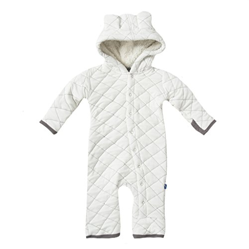 Quilted Boys Coverall - 6