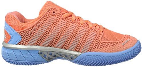 Coral Chaussures Orange Blue Femme Express Tennis fusion bonnie K Performance 664 Hypercourt Hb De swiss 8PzfOqX