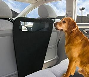 Backseat Pet Barrier (Barriers Pet Vehicles For)