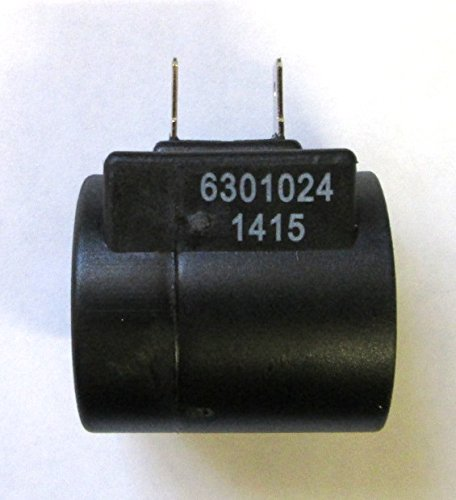 HY 6301024 DS 24 VDC - Hydra force Coil 2 Spade 24 Volt DC Fits 08, 80, 88, and 98 series Hydraforce Stems (1/2'' Hole)
