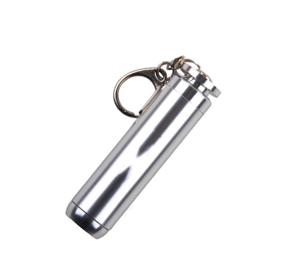 Mini Lampe Torche Led 5W, Wick, Le Maximum De Flux Lumineux De 350 Lumens, Portée Maximale De 500M, Adapté À L'Exercice Quotidien En Plein Air, Camping, Randonnées,D-C