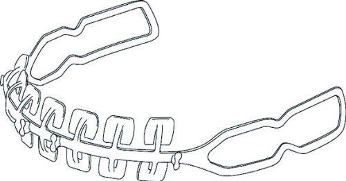 3m Speedglas Headband 9100 Front Part Welding Safety 06 0400 53 B