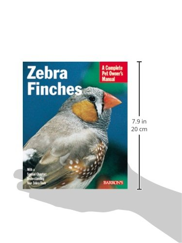 Zebra Finches (Complete Pet Owner's Manuals) 2