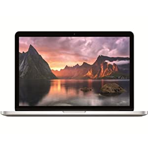 Apple MacBook Pro ME865J/A 13.3-Inch Laptop with Retina Display (Newest Version)