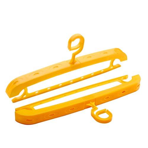 Household Non-slip Coat Hanger Flexible Racks Wet Coat Hanger-A by YJYS LJBY