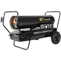 BE Pressure HK175FW 175000 BTU Kerosene/Diesel Forced Air Heater, 120V