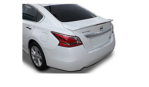 PAINTED ALL COLORS SPOILER FOR NISSAN ALTIMA SEDAN FACTORY FLUSH 2016-2018