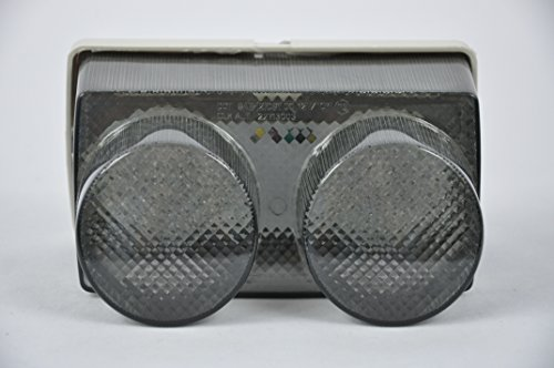 Smoke Lens Motorcycle Led Taillights Brake Tail Light for sale  Delivered anywhere in Canada