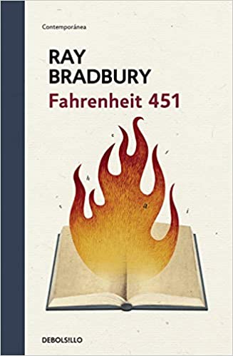 Fahrenheit 451 Contemporánea Amazon Es Bradbury Ray Libros