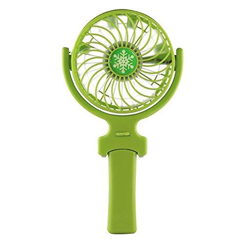 Sky-shop Collapsible Portable Fan Rechargeable Mini Fan Outdoor Fan Clip Fan Desktop...