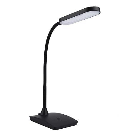 Suchinm Lámpara de Mesa Recargable, LED Protección para los Ojos ...