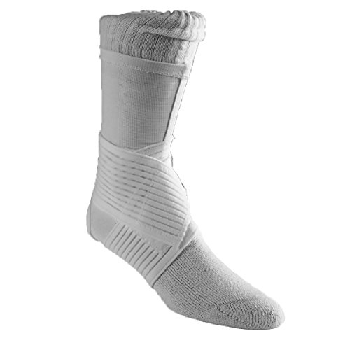 Cramer Active 325 Dual-Strap Ankle Support, White, Medium (Strap Support Dual Ankle)