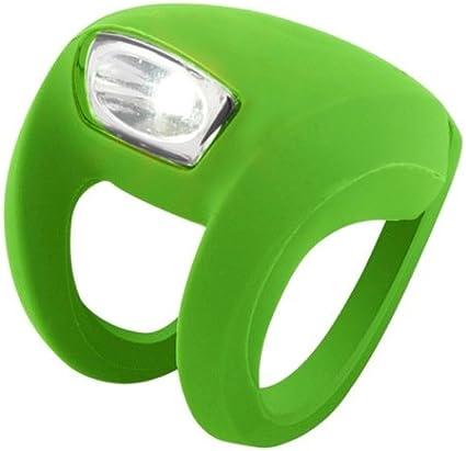 KNOG BEETLE 2 LED Bike Headlight 10 Lumens White LED 3 Flash Modes NEW