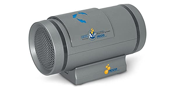 Unbekannt - Nano ionizador de Aire purificador de Aire Auto 12v ...