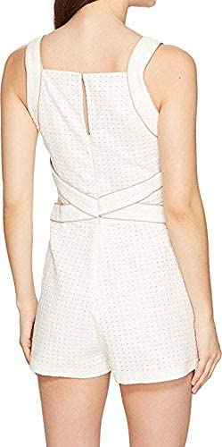 Adelyn Rae Womens Constance Romper