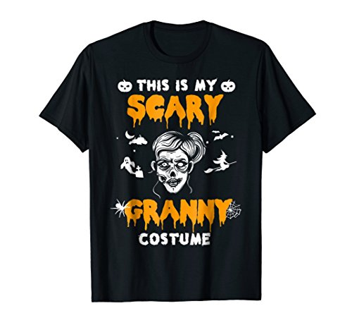 This Is My Scary Granny Costume Halloween Gift (Is A Mime A Good Halloween Costume)