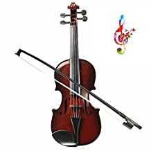New Adjust String Kids Simulation Toy Bow Violin Musical Instrument