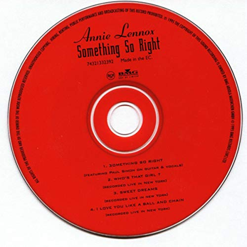 Something so right [Single-CD]