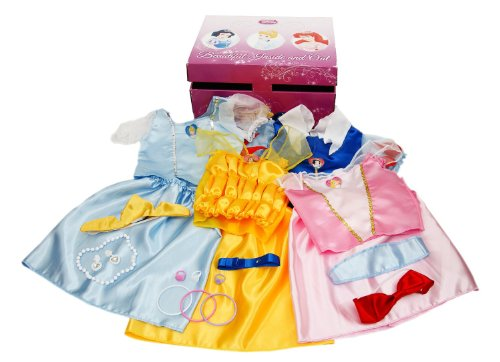 416gkEj7RGL - Disney Princess Dress Up Trunk - Amazon Exclusive