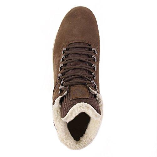 K1X Hombres Calzado / Boots H1ke Territory marrón oscuro