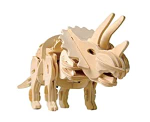 Robotime D400 Grande - Remote Dinosaur Robotime Control de Triceratops