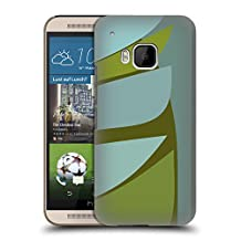 Official Magdalena Hristova Green 6 Clean Lines 3 Hard Back Case for HTC One M9