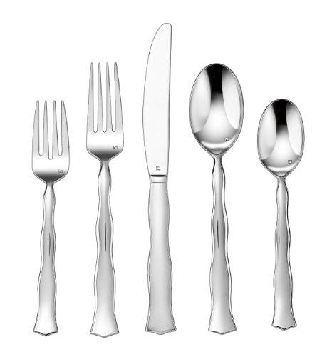 Cuisinart CFE-01-J20 20-Piece Flatware Set, - Flatware Stainless Cuisinart
