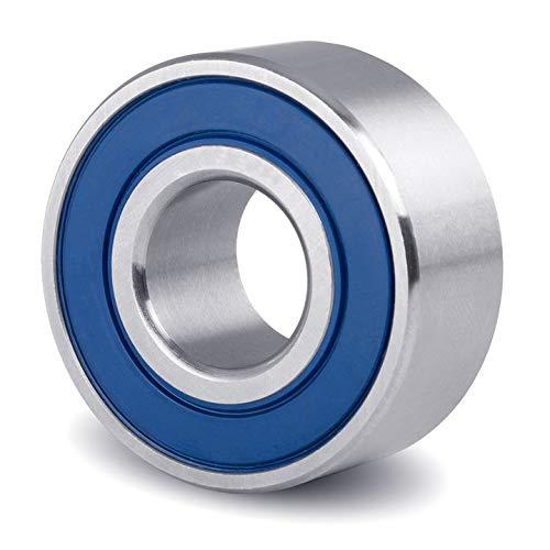 Qty. 20 6200-2RS C3 Premium Sealed Ball Bearing 10x30x9mm
