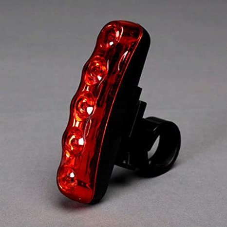 fxwl Luz de la Bicicleta Linterna para Bicicletas Luz Roja De ...