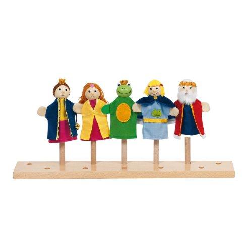 [해외]Goki Froschkonig Finger Puppets Set / Goki Froschkonig Finger Puppets Set
